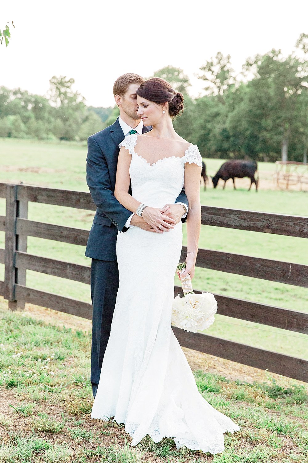 Charlotte Farm wedding