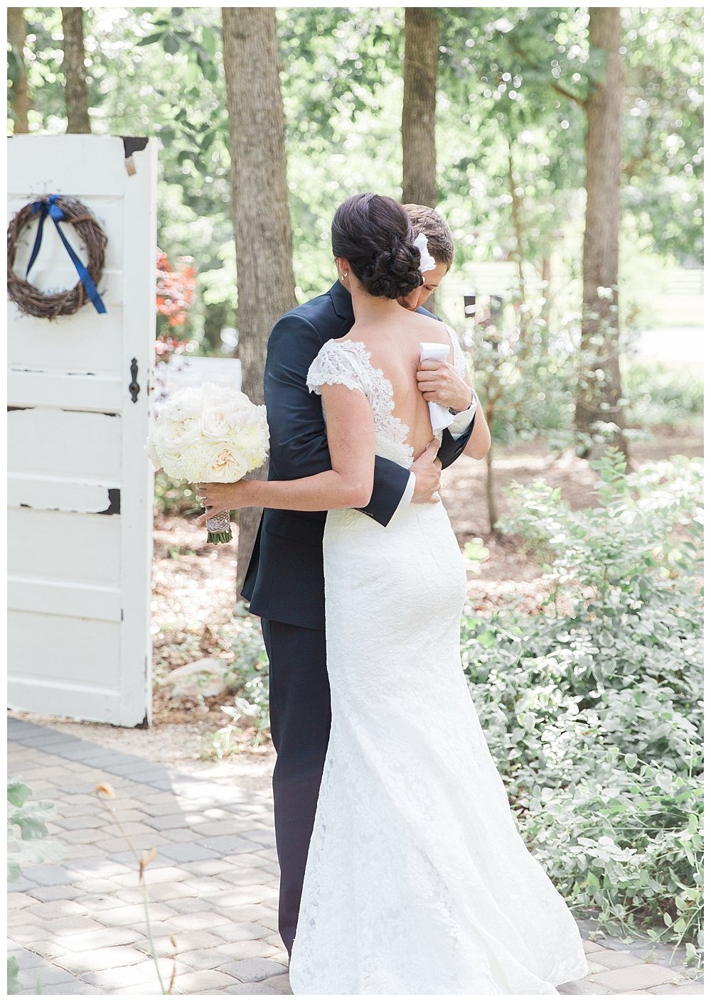 Morning Glory Farms wedding in Charlotte