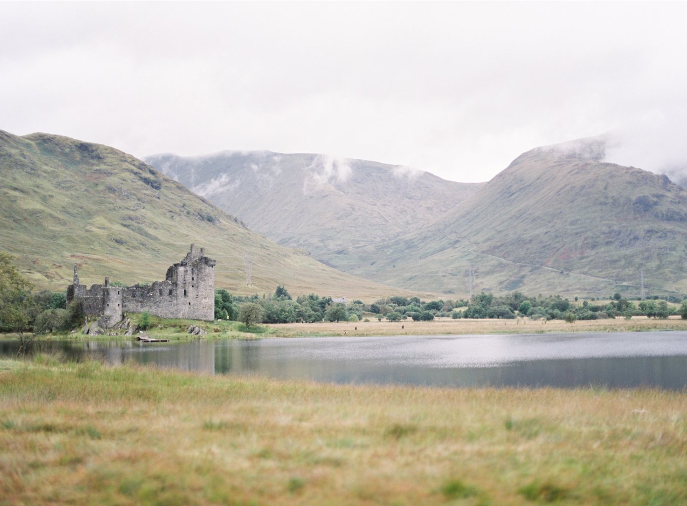 Scotland Destination Wedding Photographer Leah Marie Photography + Stationery