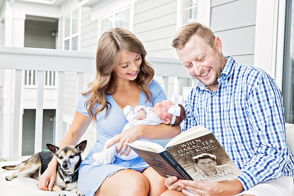 Raleigh Family Photographer Leah Marie Photography + Stationery