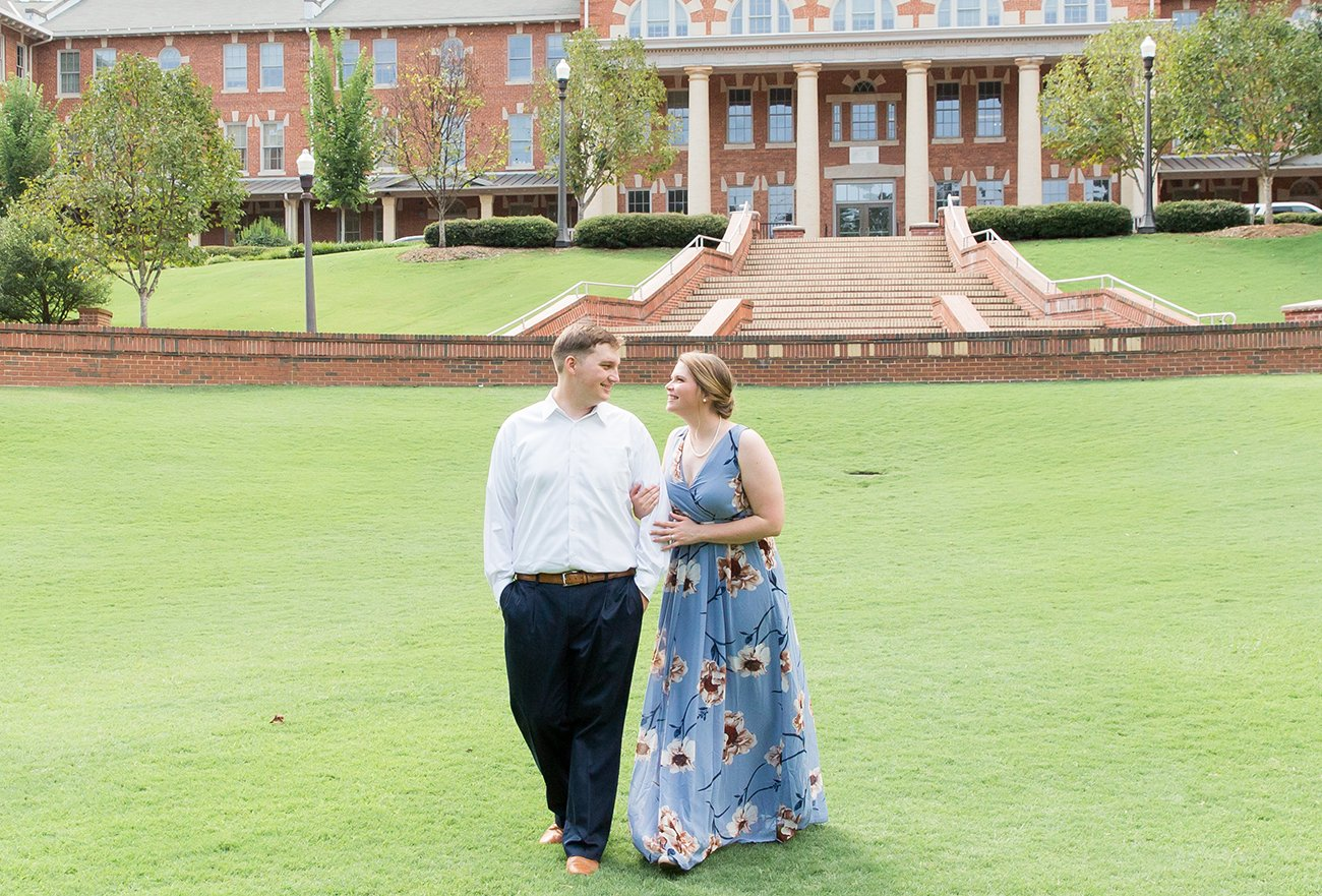 NC State Engagement Photographer Leah Marie Photography + Stationery
