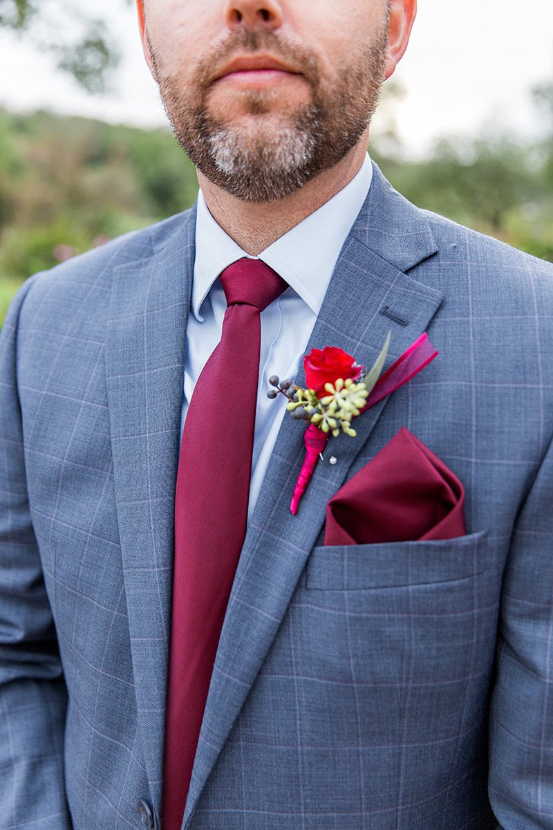 Groomsmen suit San Jose wedding photographer Leah Marie Photography + Stationery