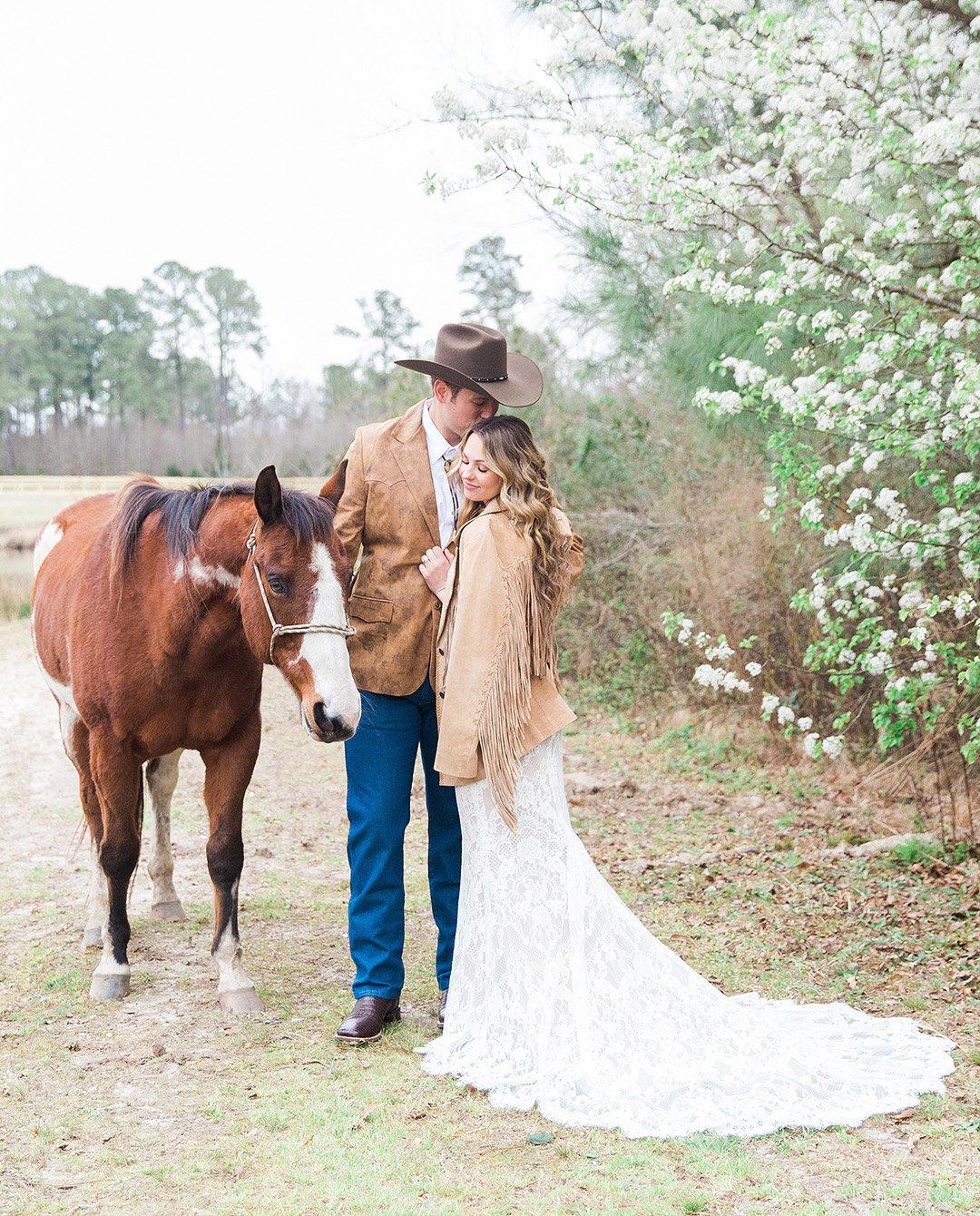 wedding-horse